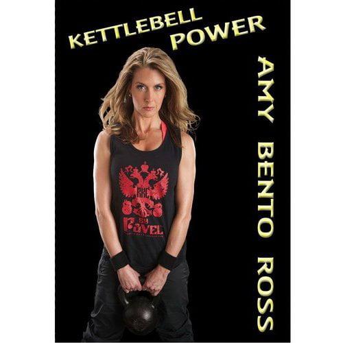 Amy Bento Ross: Kettlebell Power