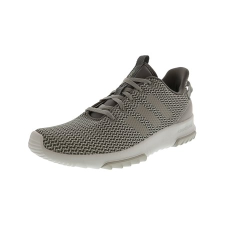 Adidas Men's Cloudfoam Racer Tr Grey Three Two One Ankle High Running Shoe 10M