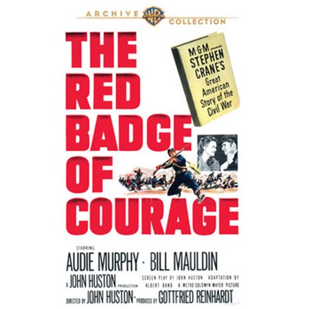 The Red Badge Of Courage (DVD)](Cowardly Lion Badge Of Courage)