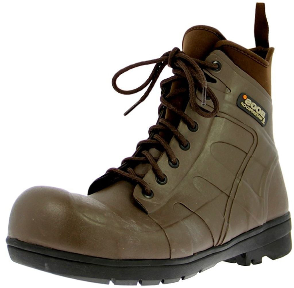 "Bogs Boots Mens Womens 7"" Turf Stomper Waterproof Rubber 71401 by Bogs"