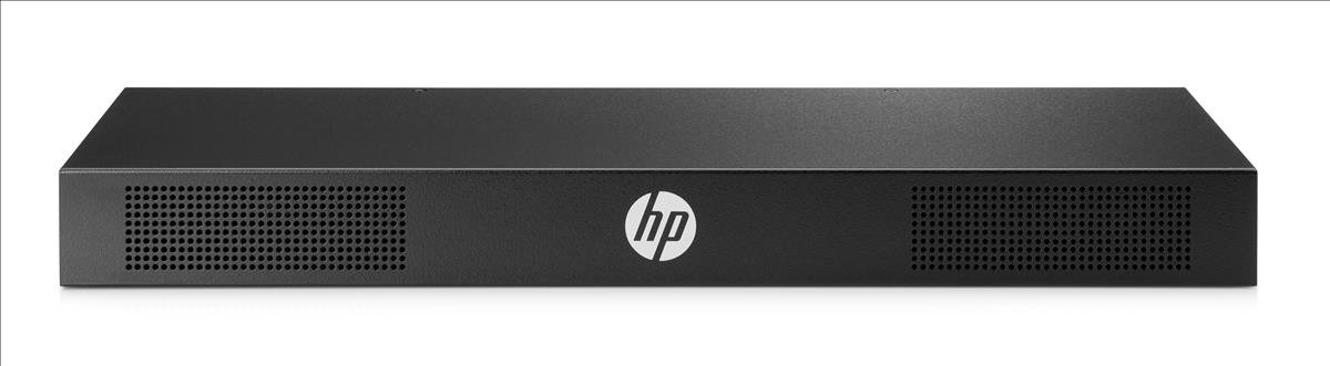 Hp 0x2x16 G3 Kvm Console Switch 16 Computer[s] 2 Local User[s] 1280 X 1024 19 X Network [rj-45] 8 X Usb2 X Vga... by HP