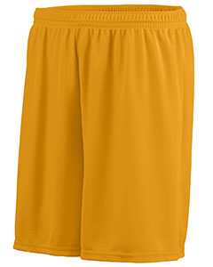 Augusta YOUTH OCTANE SHORT RED XS