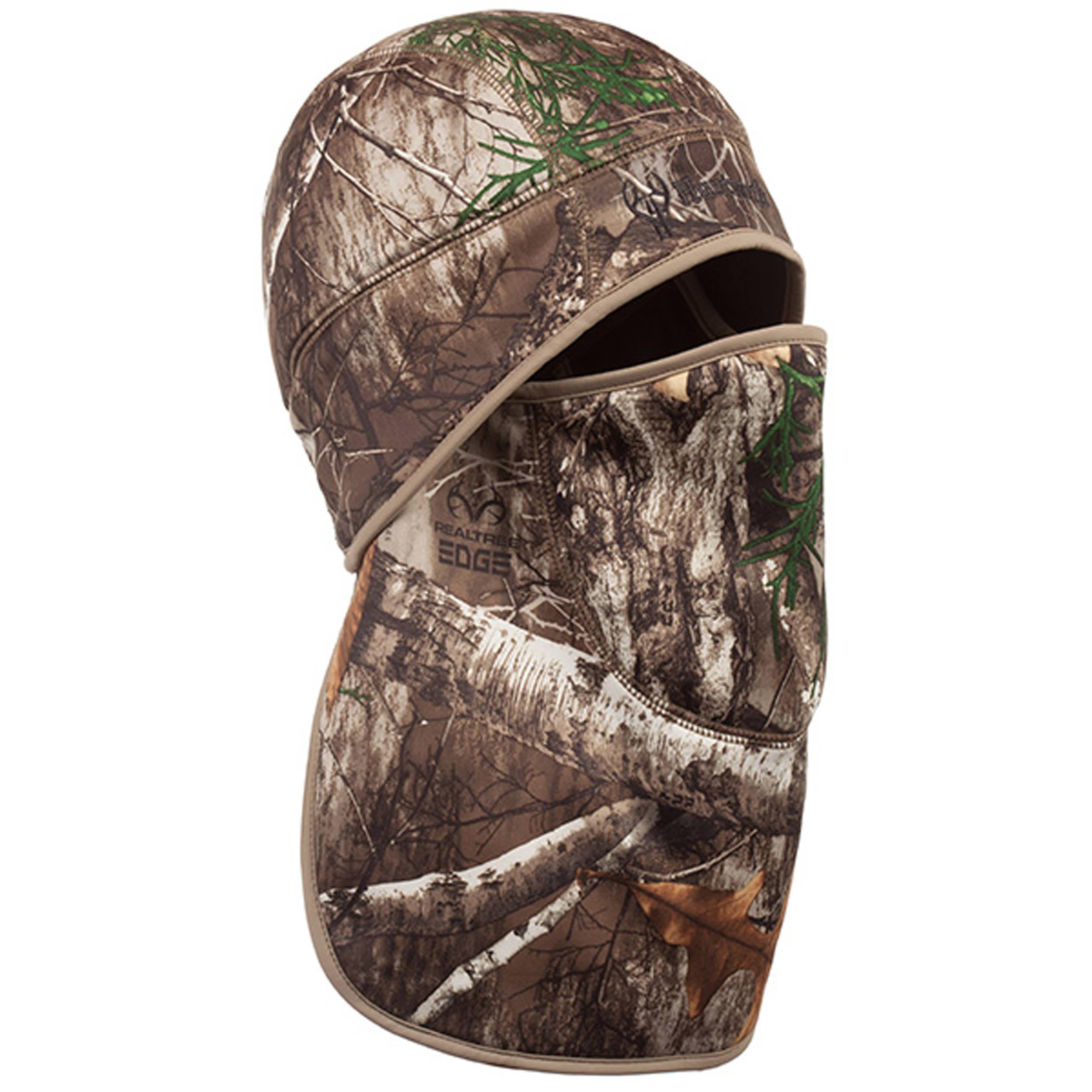 Mens Real Tree Edge 3 in 1 Hunting Hat/Facemask - Walmart.com