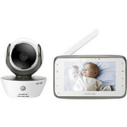 Motorola MBP854Connect, Wi-Fi Baby Monitor