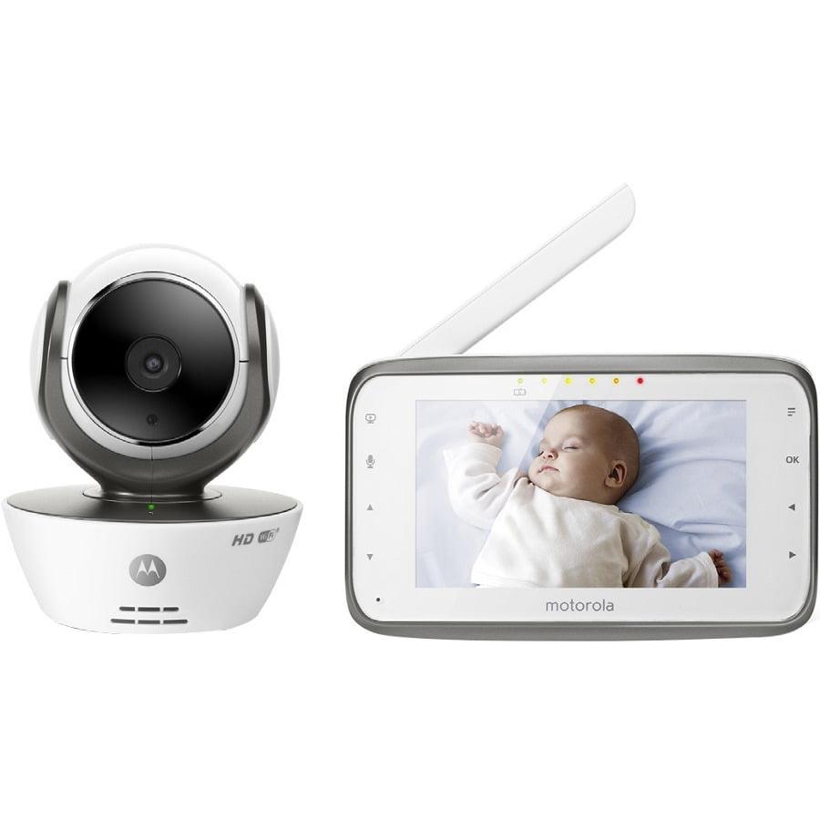 Motorola MBP854Connect, Wi-Fi Baby Monitor