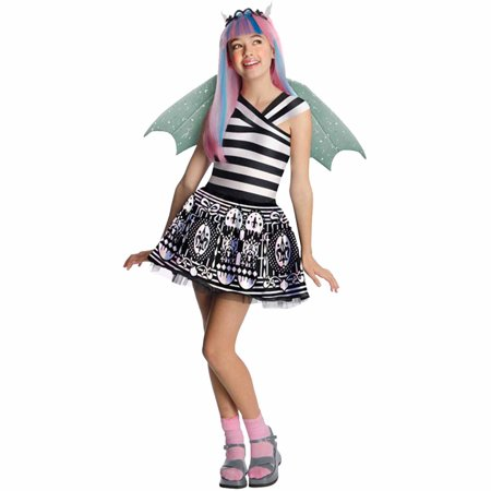 Monster High Rochelle Goyle Child Halloween Costume](Best Halloween Monsters)