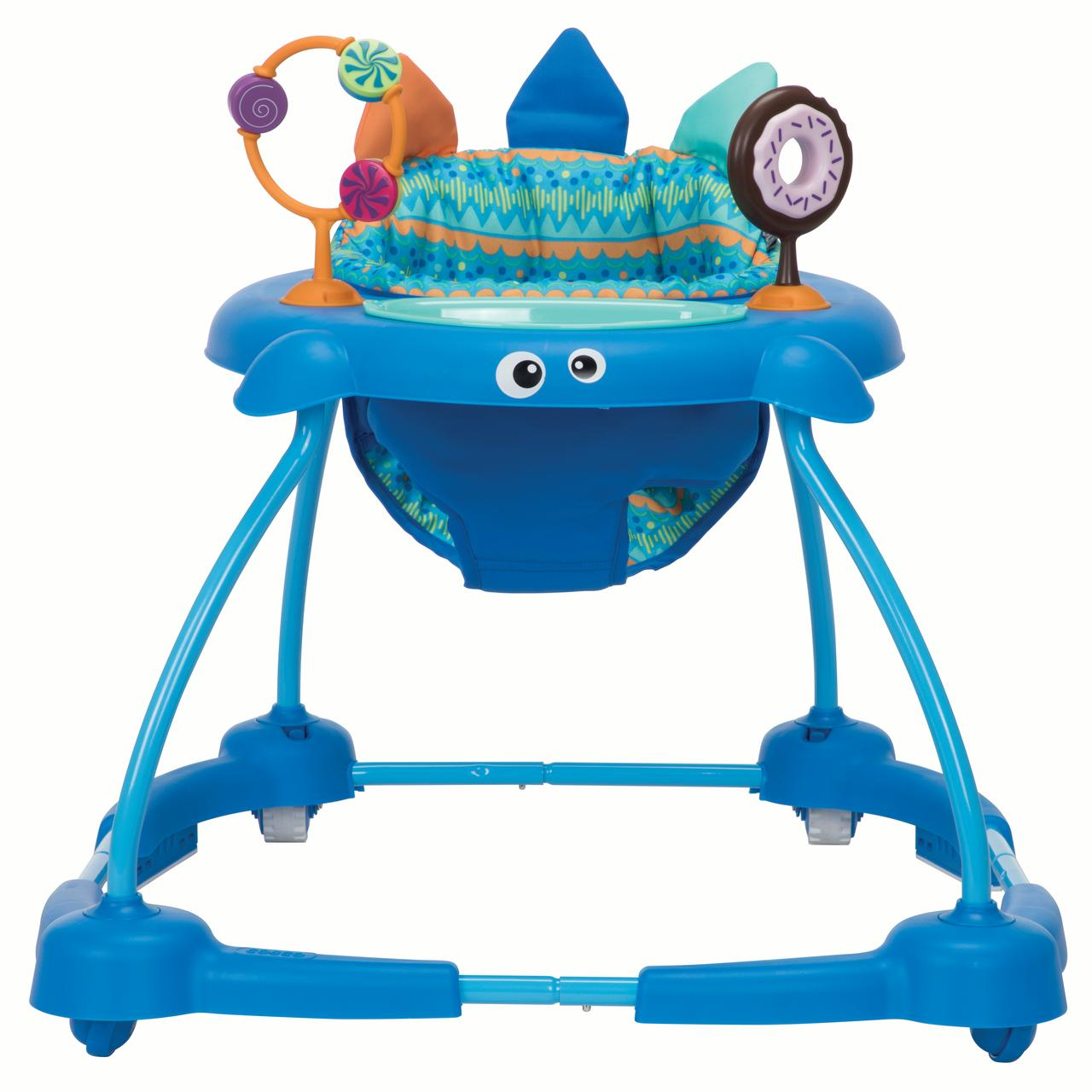 Cosco Simple Steps Baby Walker, Monster Gus