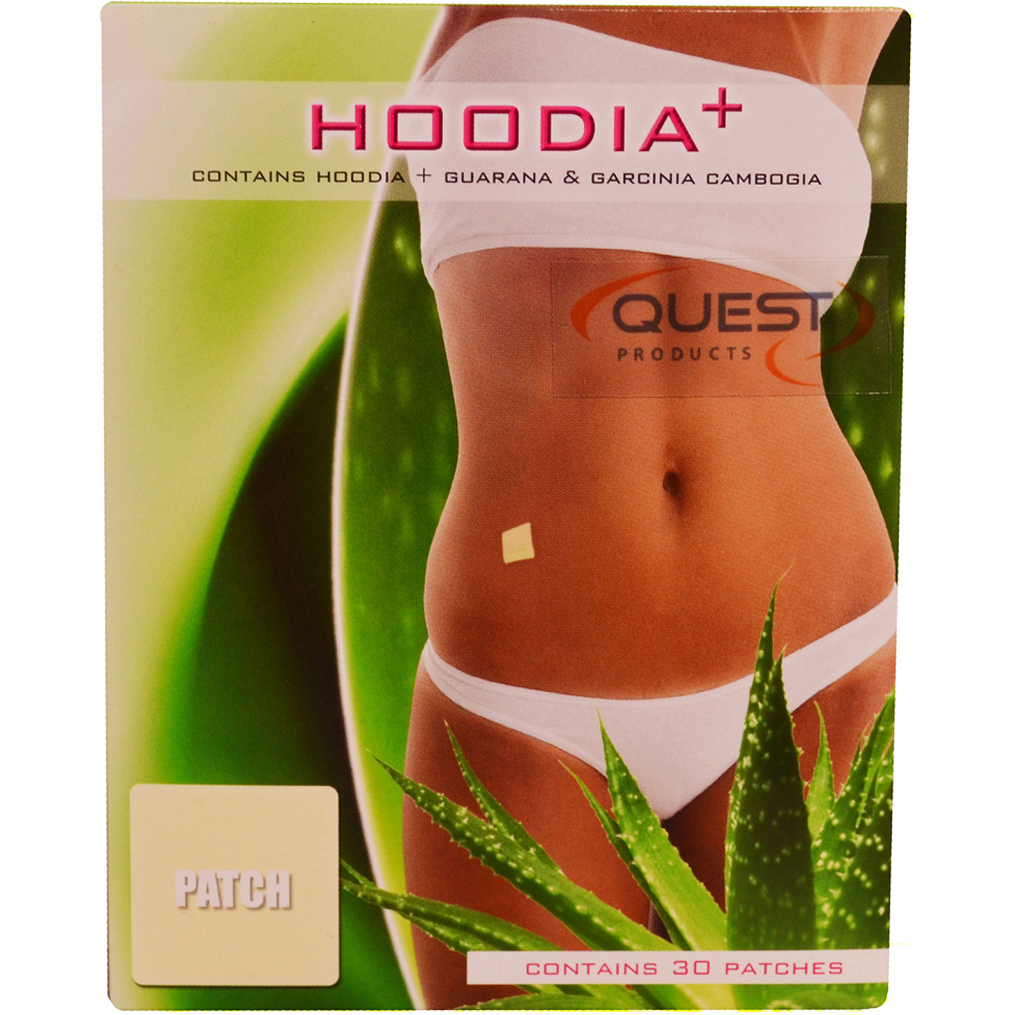 Quest Hoodia Plus Patch, 30 count