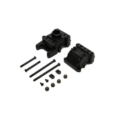 Radio Controlled Box - Force RC Front and Rear Gear Box: 1/8 Epidemic, 1/8 Muckraker, FCESS242002