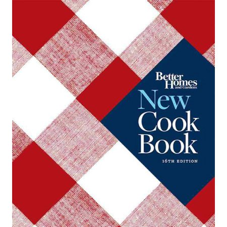 Better Homes And Gardens New Cook Book  Sixteenth Edition