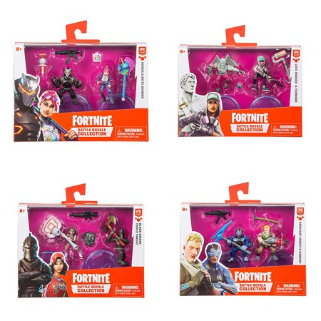 Fortnite Battle Royale Collection Black Knight Triple Threat
