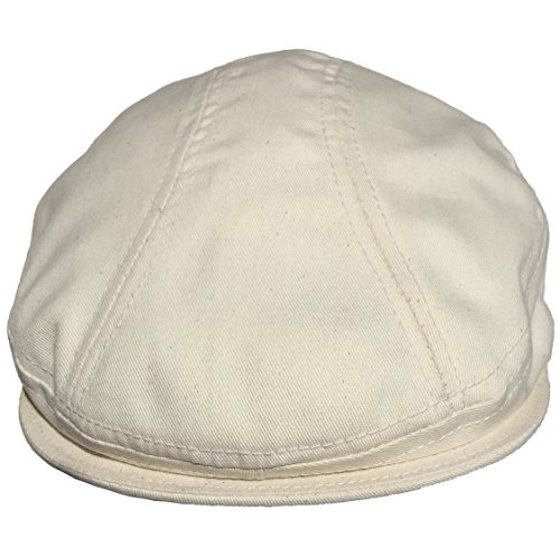 220da694f Details about COTTON TWILL GATSBY CAP NEWSBOY IVY