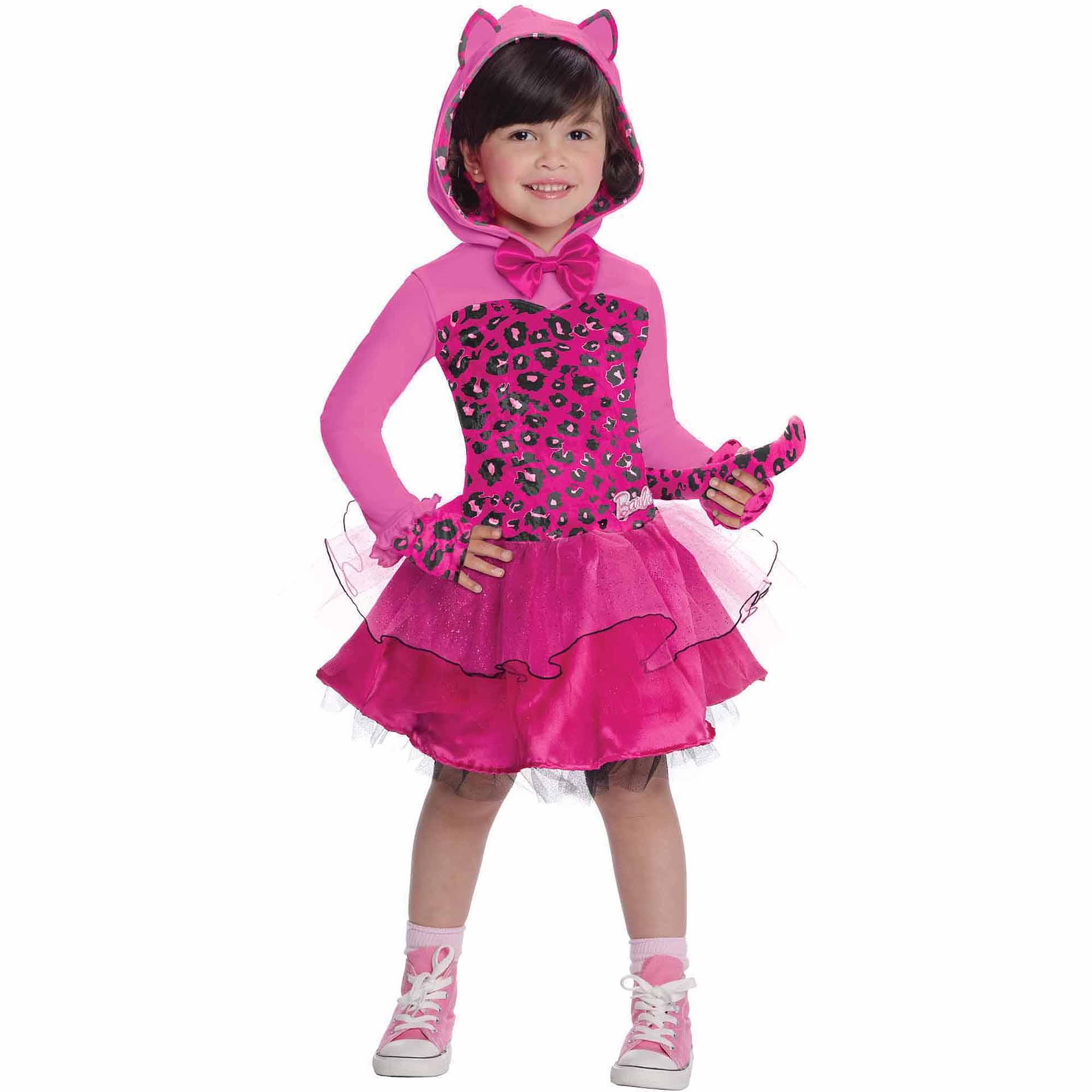 Barbie Kitty Child Halloween Costume - Walmart.com