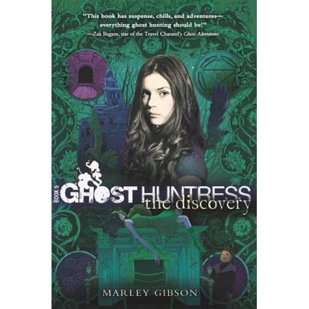 Ghost Huntress Book 5: The Discovery - eBook (Ghost 5)