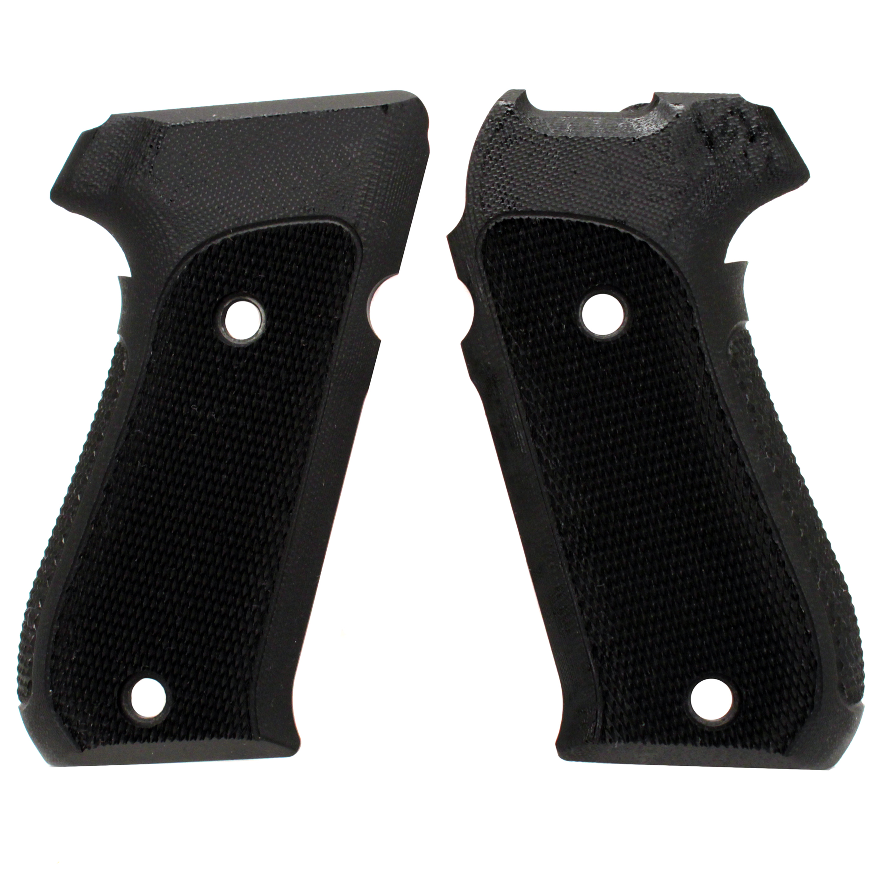 Hogue Grips Grip, Fits Sig P220, Black, American Checkered G10