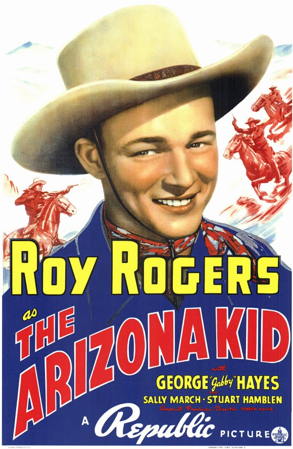 The Arizona Kid (1939) 11x17 Movie Poster by Pop Culture Graphics