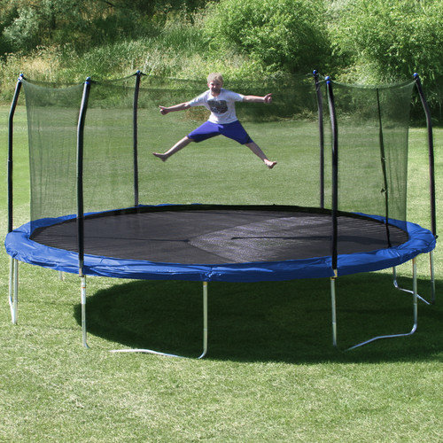 Skywalker Trampolines 17' Trampoline with Safety Enclosure