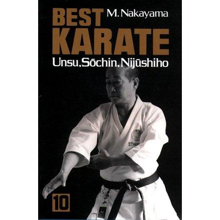 Best Karate, Vol.10 : Unsu, Sochin, Nijushiho
