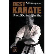 Best Karate, Vol.10 : Unsu, Sochin, Nijushiho