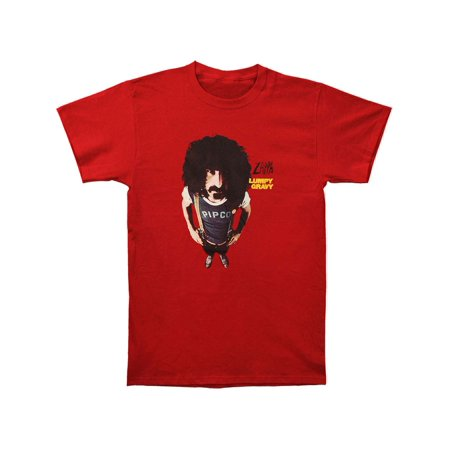 Frank Zappa Men's  Lumpy Gravy T-shirt Dark Red