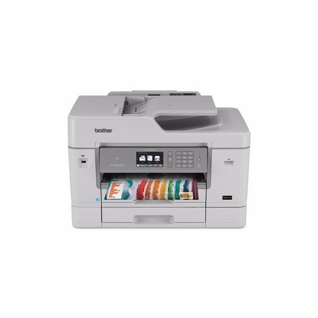 Brother Business Smart Pro MFC-J6535DW All-in-One with INKvestment Cartridges by Brother