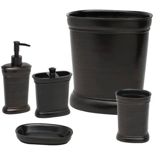 Zenith KZBA5-541 5-Piece Marion Bath Accessory Kit, Oil Rubbed Bronze