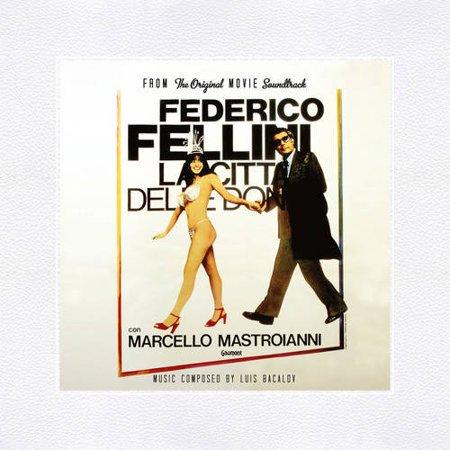 Federico Fellinis La Citta Delle Donne Soundtrack  Vinyl