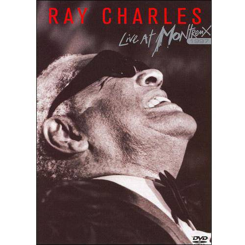 Ray Charles: Live At Montreux (Widescreen)