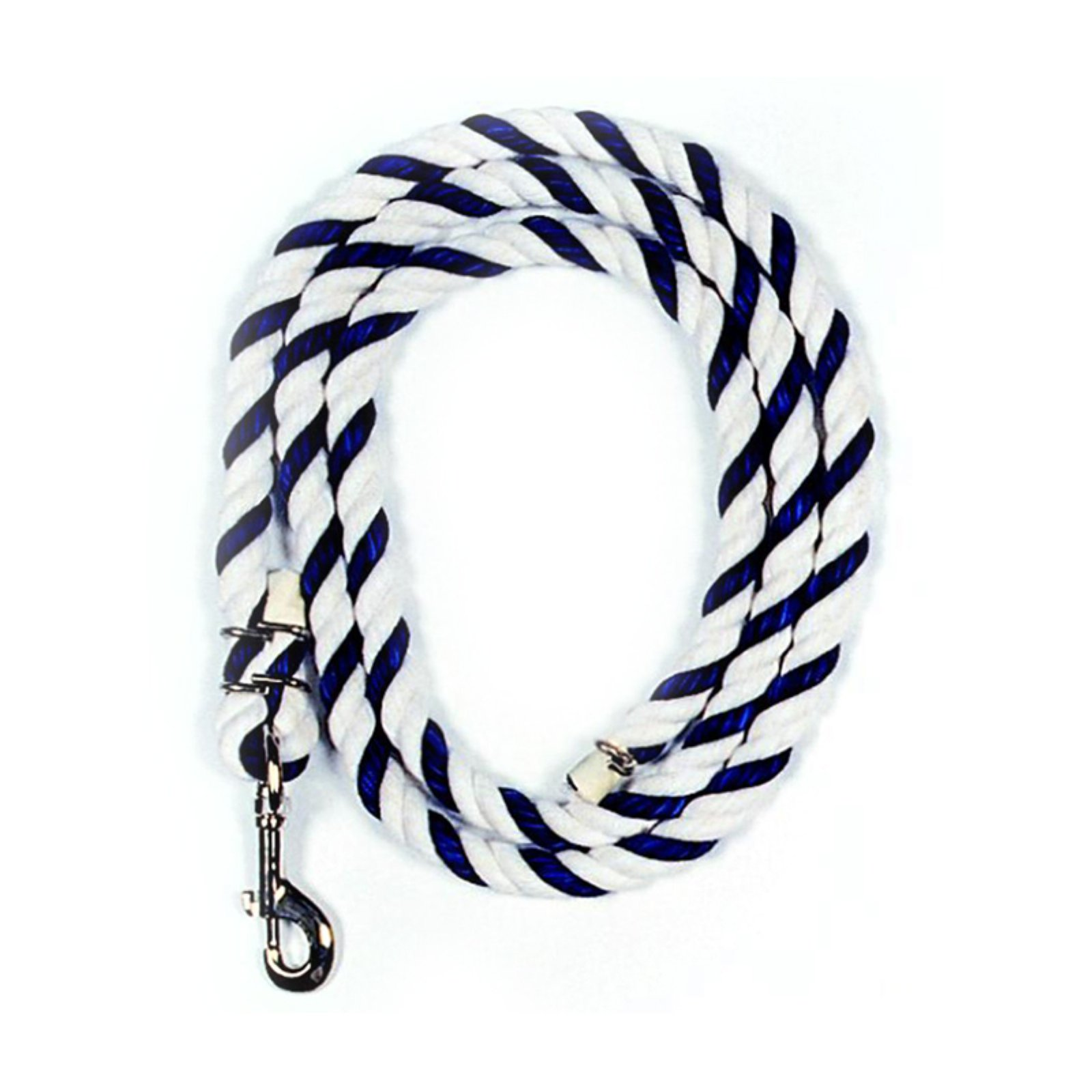 Beiler S Manufacturing 7.5 ft. Rope Cotton Lead with Chain
