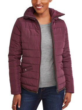 Product Image JASON MAXWELL Women s Fitted Puffer Coat 30e33c029