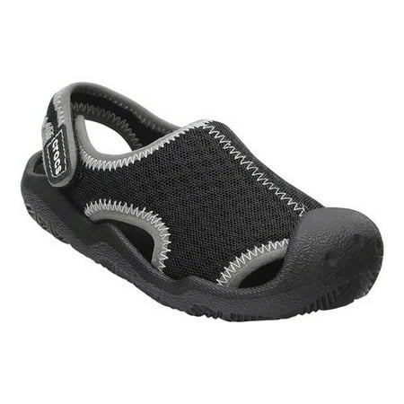 d06e61fff9b8 Crocs - Infant Crocs Swiftwater Sandal Kids - Walmart.com