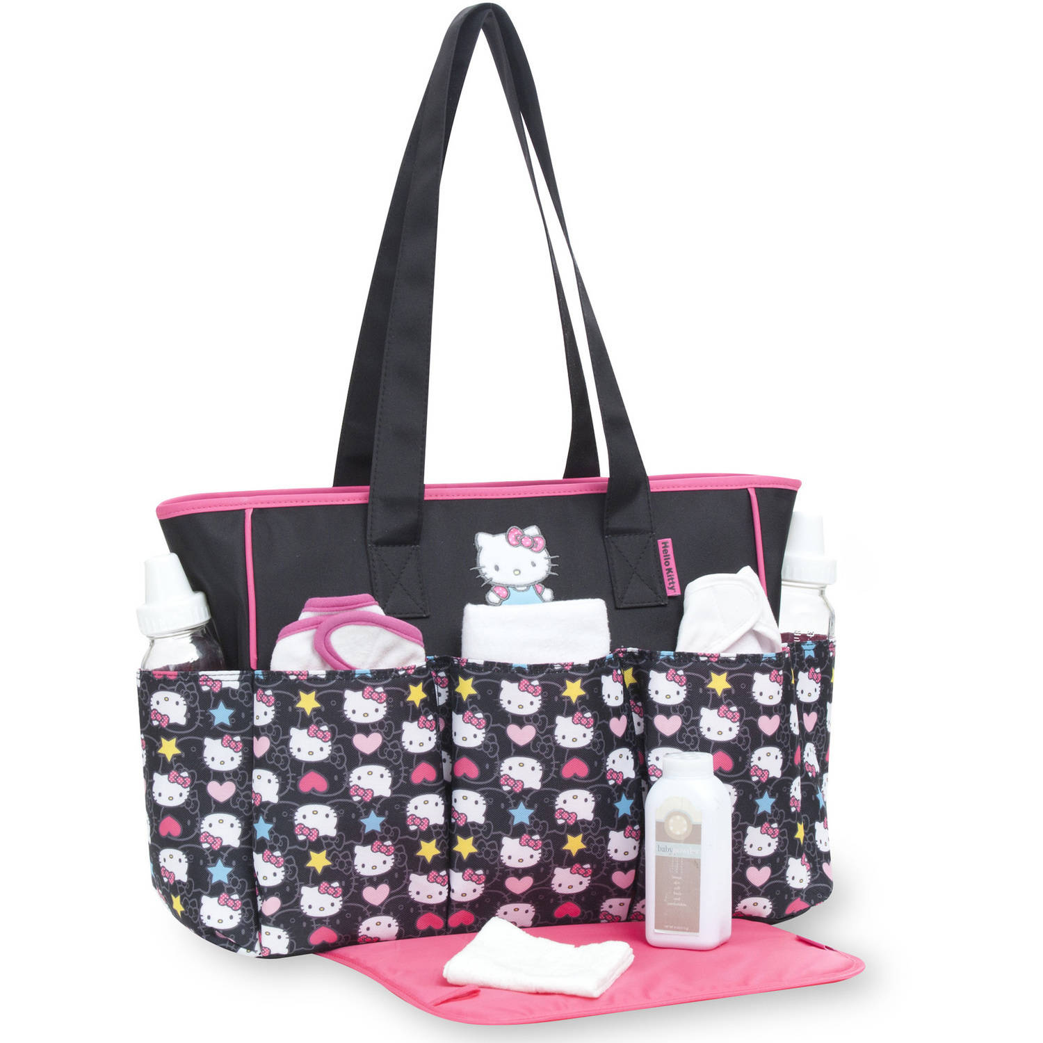 Hello Kitty Tote Diaper Bag - Walmart.com 658d24f948