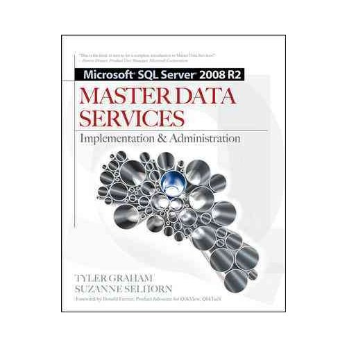 Click here to buy Microsoft SQL Server 2008 R2 Master Data Services by Microsoft.