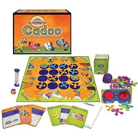 - Cranium Cadoo Game