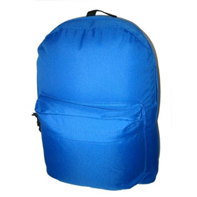 "Ddi 18"" Classic Backpack 18""x13""x6"" Royal."