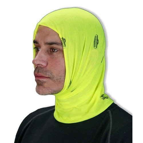 Ergodyne CORE Performance Work Wear 6488 Fleece Multi-Band, HiVis Lime