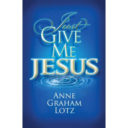 Just Give Me Jesus - eBook (Just Give Me Jewels)