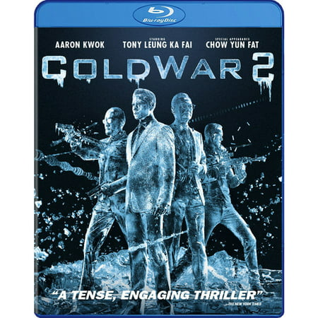 Cold War 2 (Blu-ray)
