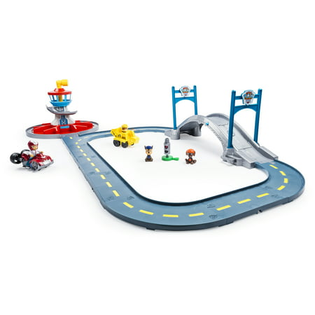 Paw Patrol - Launch N Roll Lookout Tower Track