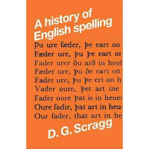 A History of English Spelling