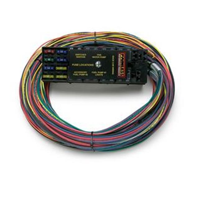 Painless Wrg 50001 Chassis Wiring Harness, 8 Circuit