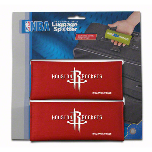 NBA - Houston Rockets Luggage Spotter 2-Pack