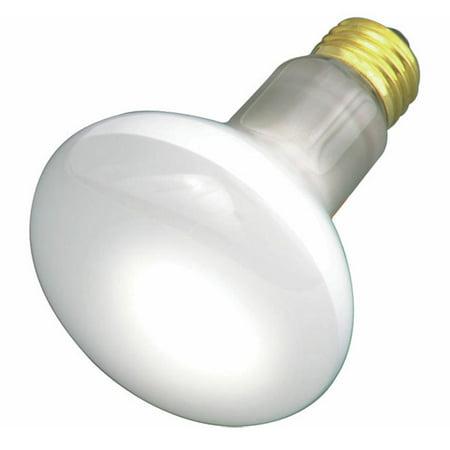 Satco S3229 45W 120V R20 Frosted E26 Medium Base Incandescent light bulb