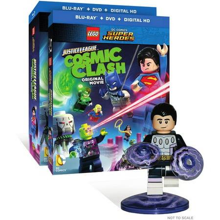 LEGO DC: Cosmic Clash (Blu-ray)