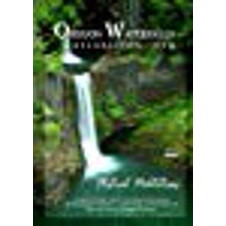 Oregon Waterfalls Relaxation DVD-Mistical Meditations
