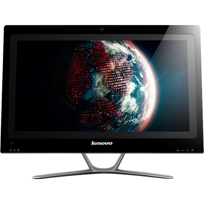 "Lenovo IdeaCentre C440 All-in-One Desktop PC with Intel Pentium Dual-Core G2030 Processor, 4GB Memory, 21.5"" Monitor, 1TB Hard Drive with Windows 8"