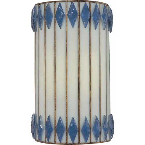 Volume Lighting 2-Light Wall Sconce