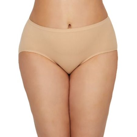 Women's Rhonda Shear 4045 Seamless Lightweight Brief Panty
