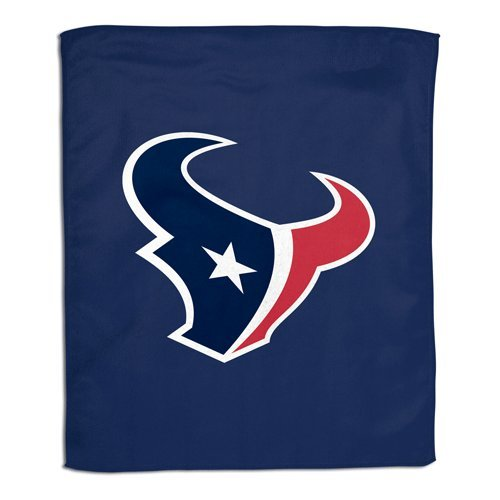 Houston Texans NFL Rally Towel 15x18 Sports Fan Football Hand Kitchen Bar Rag Officially Licensed NFL Merchandise