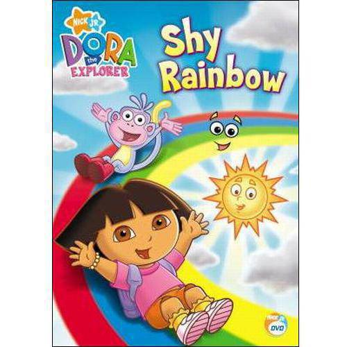Dora the Explorer: Shy Rainbow (Full Frame)